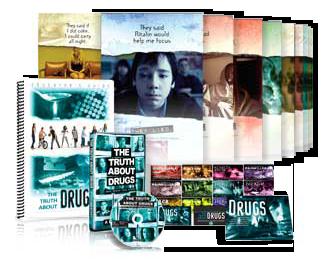 Undervisningsmateriale om stoffer og narkotika